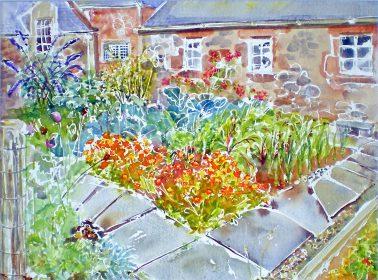 Cottage Garden Co'burn Mill