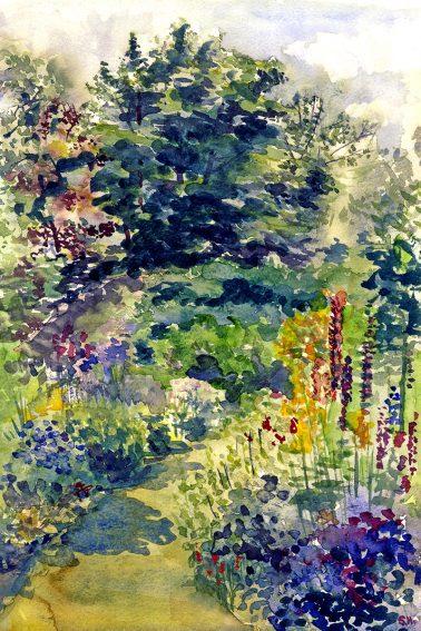 Lennel Garden