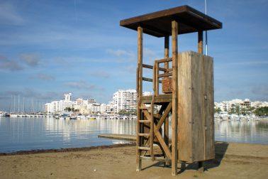 Lifeguard Station Ibiza